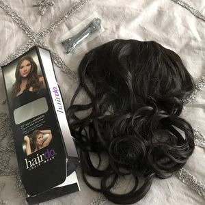 """Accessories - 23"""" wavy clip in extensions for length and volume"""
